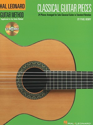 Classical Guitar Pieces By Henry, Paul